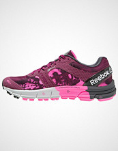 Reebok CROSSFIT ONE CUSHION 3.0 Nøytrale løpesko berry/pink/black/grey