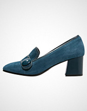 Erika Rocchi Klassiske pumps dark denim