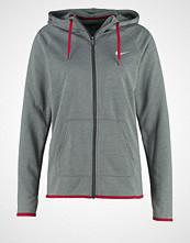 Nike Performance Treningsjakke birch heather/dark steel grey/noble red
