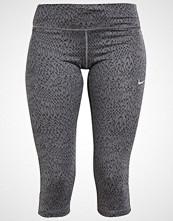 Nike Performance EPIC RUN 3/4 sports trousers dark grey/black