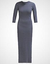 Just Female NINE  Fotsid kjole dress blue