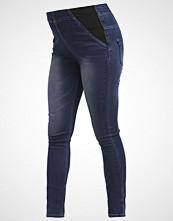 Mamalicious MLCOOL IDA  Slim fit jeans medium blue denim