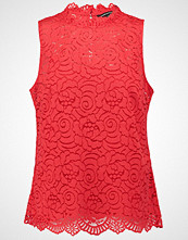 Banana Republic Bluser red glow