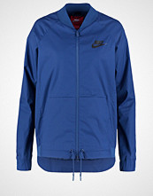 Nike Sportswear Lett jakke coastal blue