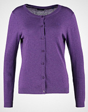 Gant Cardigan purple melange