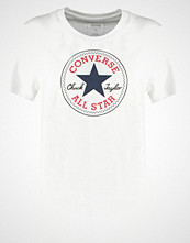 Converse CORE SOLID CHUCK PATCH Tshirts med print white