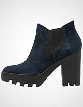 Calvin Klein SANDY Ankelboots med høye hæler midnight