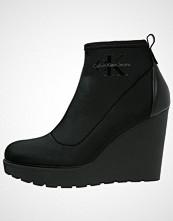 Calvin Klein SEVEN Ankelboots black