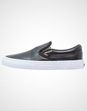 Vans CLASSIC Slippers black/gold