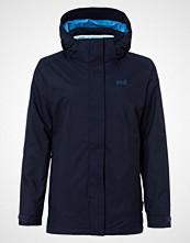 Jack Wolfskin ARBORG Hardshell jacket night blue