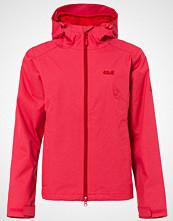 Jack Wolfskin NORTHERN SKY  Hardshell jacket hibiscus red
