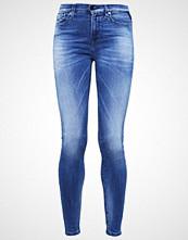 Replay HYPERFLEX LUZ  Jeans Skinny Fit mid blue