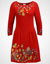 Ivko Strikket kjole rot