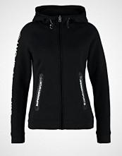 Superdry Treningsjakke black