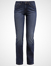 Wrangler SARA  Straight leg jeans scuffed indigo