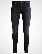 Nudie Jeans LIN Jeans Skinny Fit ink black