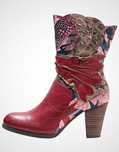 LAURA VITA ANGIE  Støvletter rouge
