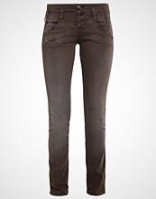 Freeman T. Porter AMELIE Straight leg jeans mokka