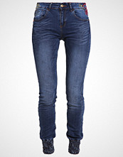 Desigual REFRIPOSAS Slim fit jeans blue denim