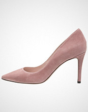 Pura Lopez Klassiske pumps rose