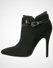 Laura Biagiotti Ankelboots med høye hæler black