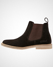 Kickers TYGA Ankelboots dark brown