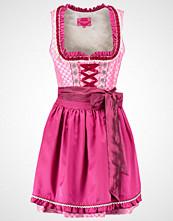 Krüger Dirndl Oktoberfestklær pink