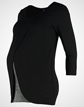Zalando Essentials Maternity Topper langermet black