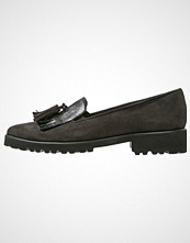 Gabriele GLORY Slippers antracite/black