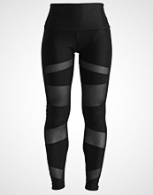 Onzie Tights black/black mesh