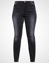 Junarose JRFIVE SLIM FIT Slim fit jeans dark grey denim