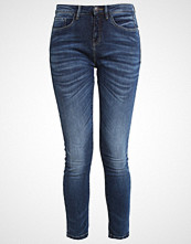 Opus EMILY  Slim fit jeans deep blue