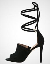 ALDO ZELIA Sandaler med høye hæler black