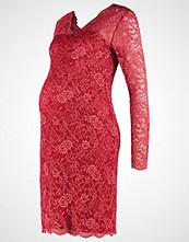 Queen Mum Sommerkjole red