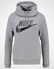 Nike Sportswear RALLY Hoodie carbon heather/dark grey/black