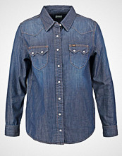 Lee REGULAR WESTERN Skjorte crushed blue