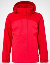 Jack Wolfskin 3IN1 ECHO BAY  Hardshell jacket hibiscus red