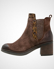 Mjus Ankelboots cacao/tan