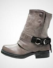 A.S.98 Cowboystøvletter grigio/nero