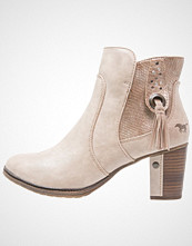 Mustang Ankelboots ivory