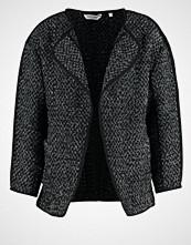 NAF NAF OSHA  Cardigan gris/noir