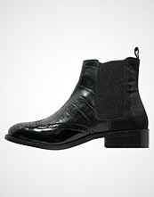 Dune London QUENTIN Ankelboots black