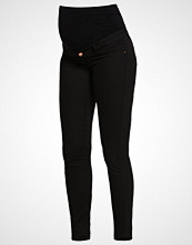 Mamalicious MLJULIANE Slim fit jeans black
