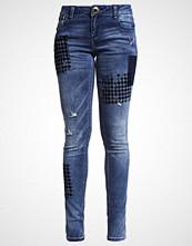 Desigual DINA Slim fit jeans denim dark blue