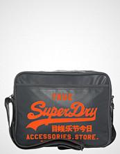 Superdry Skulderveske grey/orange