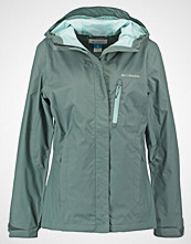 Columbia POURING ADVENTURE Hardshell jacket pond
