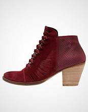 Free People LOVELAND  Ankelboots red