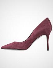 Kendall + Kylie Høye hæler burgundy