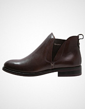Gant AVERY Ankelboots dark brown