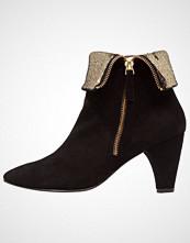 Emma Go CLAIRE Ankelboots black/gold
